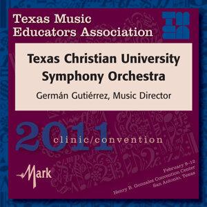 Texas Christian University Symphony Orchestra Foto artis