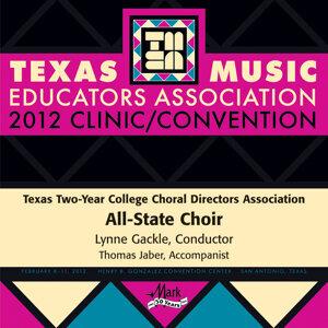 Texas Two Year College All State Choir Foto artis