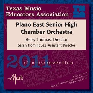 Plano East Senior High Chamber Orchestra Foto artis