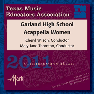 Garland High School Acappella Women's Choir Foto artis