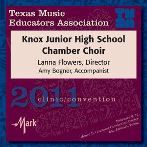 Knox Junior High School Chamber Choir Foto artis