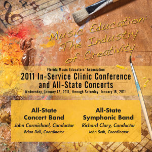 Florida All-State Concert Choir Foto artis