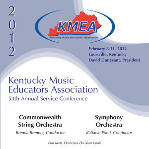 Kentucky All-State Symphony Orchestra Foto artis