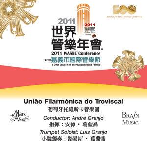 Uniao Filarmonica do Troviscal Foto artis