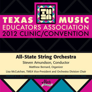 Texas Music Educators Association All-State String Orchestra Foto artis