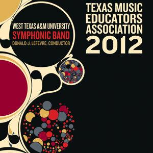 West Texas A&M University Symphonic Band Foto artis