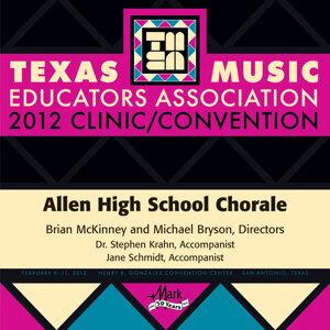 Allen High School Chorale Foto artis