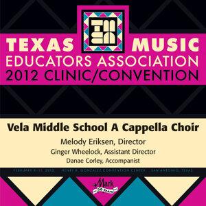 Vela Middle School A Cappella Choir Foto artis