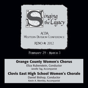 Orange County Women's Chorus Foto artis