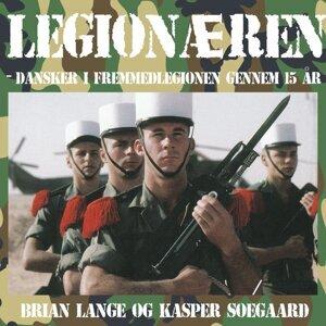 Kasper Søegaard, Brian Lange Foto artis