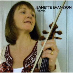Jeanette Evansson Foto artis