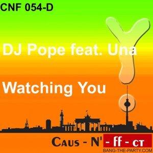DJ Pope 歌手頭像