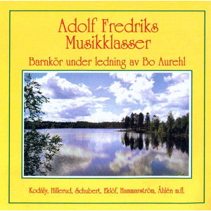 Adolf Fredrik Music School Children's Choir Foto artis