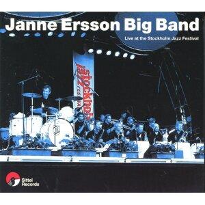 Janne Ersson Big Band Foto artis