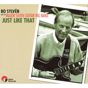 Bo Sylven Major Seven Guitar Big Band Foto artis