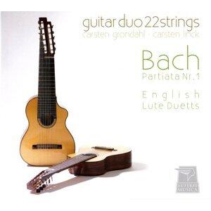 Guitar Duo 22 Strings Foto artis