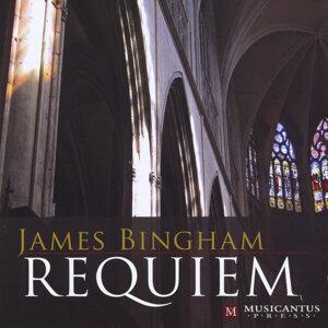 James Bingham & Columbia Collegiate Chorale Foto artis