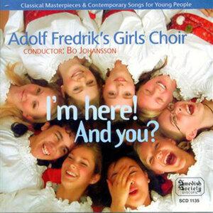 Adolf Fredrik Girls Choir Foto artis