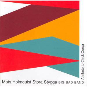 Mats Holmquist Big Bad Band Foto artis