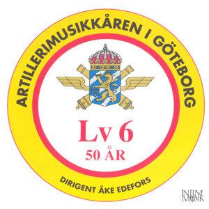 Gothenburg Artillerimusikkaren Foto artis
