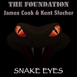 James Cook, Kent Slucher Foto artis