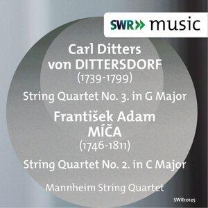 Mannheim String Quartet Foto artis