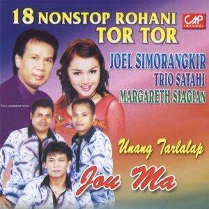 Joel Simorangkir, Trio Satahi, Margareth Siagian Foto artis