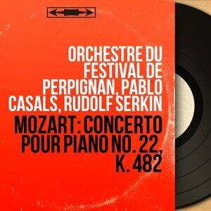 Orchestre du Festival de Perpignan, Pablo Casals, Rudolf Serkin Foto artis