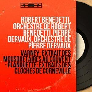 Robert Benedetti, Orchestre de Robert Benedetti, Pierre Dervaux, Orchestre de Pierre Dervaux Foto artis