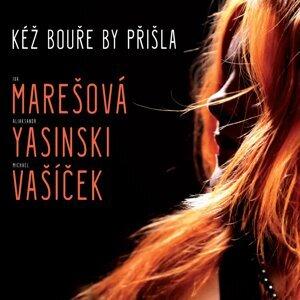 Iva Marešová, Aliaksandr Yasinski, Micahel Vašíček Foto artis