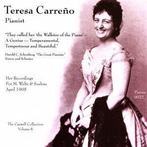 Teresa Carreno Foto artis