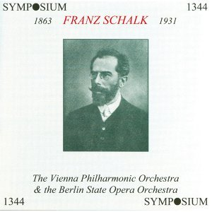 Franz Schalk Foto artis