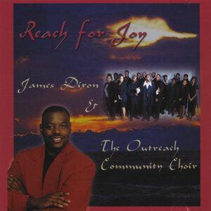 James Dixon, The Outreach Community Choir Foto artis