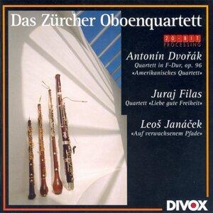 Zurich Oboe Quartet Foto artis