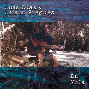 Luis Dias, Lliam Greguez Foto artis