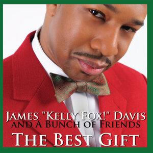 James ''Kelly Fox!'' Davis & A.B.F. Foto artis