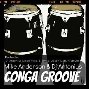 Mike Anderson, DJ Antonius Foto artis