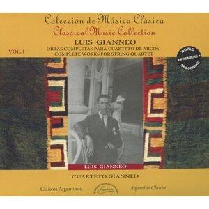 Gianneo String Quartet Foto artis