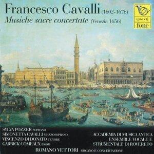 Accademia di Musica Antica, Ensemble Vocale e Strumentale di Rovereto, Romano Vettori Foto artis