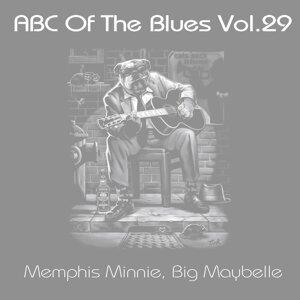 Memphis Minnie, Big Maybelle Foto artis
