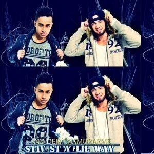 Stiv St & Lil Way Foto artis