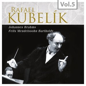 Philharmonia Orchestra, Solomon, Rafael Kubelík Foto artis