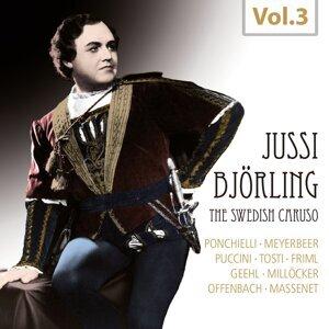 Orchestra Nils Grevillius, Jussi Björling, Hjördis Schymberg Foto artis