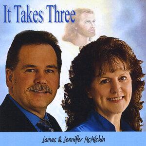 James McMickin, Jennifer McMickin Foto artis