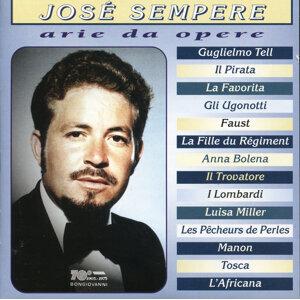 Jose Sempere Foto artis