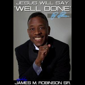 James M. Robinson, Sr. Foto artis