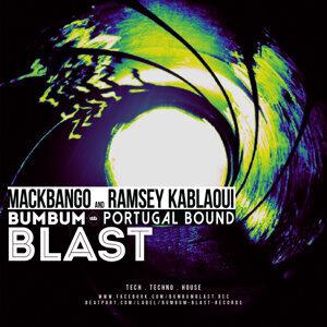Mack Bango and Ramsey Kablaoui Foto artis