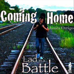 James Orrigo aka Lad in a Battle Foto artis