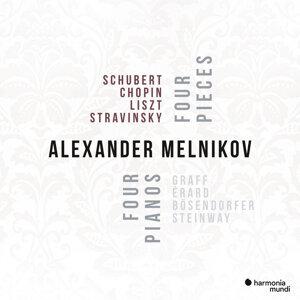Alexander Melnikov Foto artis