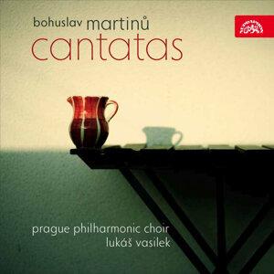 Prague Philharmonic Choir, Lukáš Vasilek Foto artis